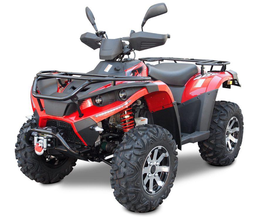 Linhai ATV-400-4x4-ar Eu4 L7e