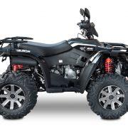Linhai ATV 400 külg must