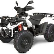 Linhai ATV 500 eest külg valge