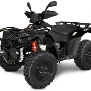 Linhai ATV 500 eest külg must