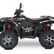 Linhai ATV-500-külg must