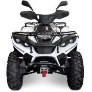 Linhai ATV-500-eest valge