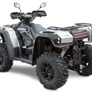 Linhai-ATV M550-tagantkülg