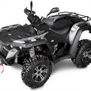 Linhai-ATV M550 külg must
