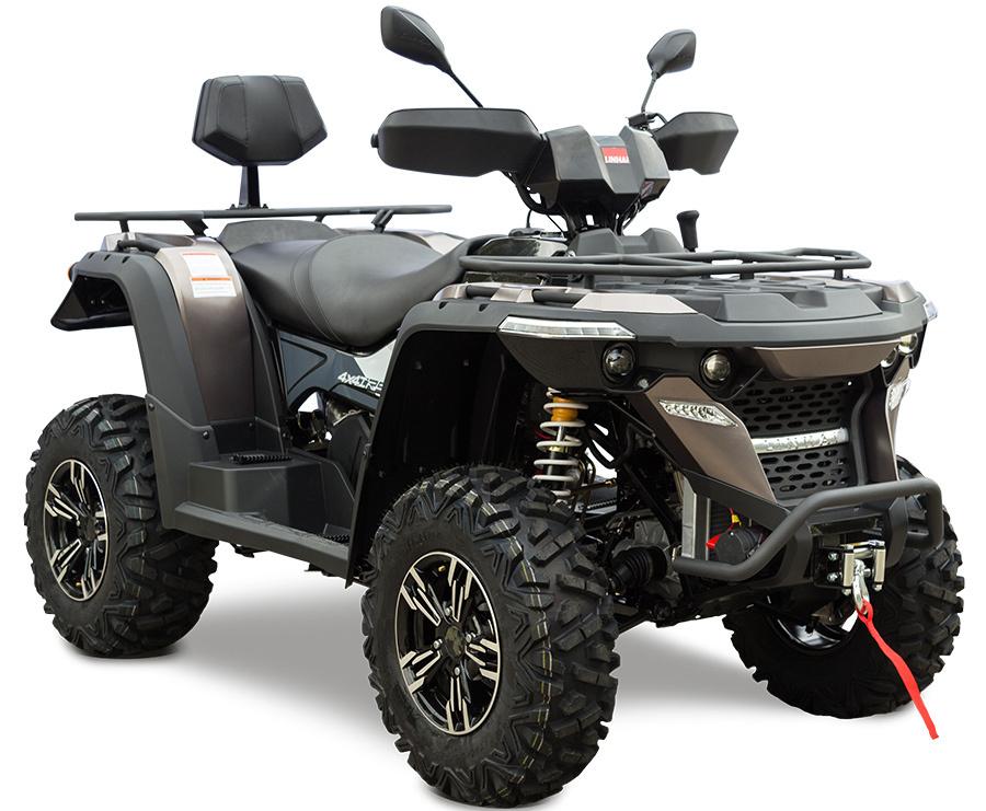 Linhai ATV M565L Roolivõimuga 4